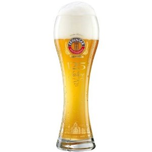 Copo Cerveja Erdinger Weissbier Tradicional - 500ml