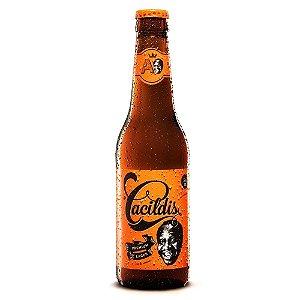 Cerveja Cacildis do Mussum - 355ml