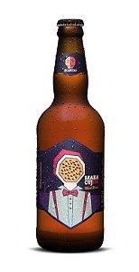 Cerveja 2 Cabeças Maracujipa - 500ml