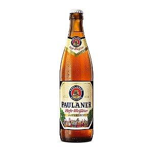 Cerveja Paulaner Hefe-Weissbier - 500ml