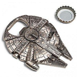 Abridor de Garrafas Star Wars Millennium Falcon