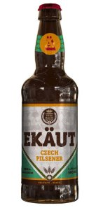 Cerveja Ekäut Czech Pilsener - 500ml