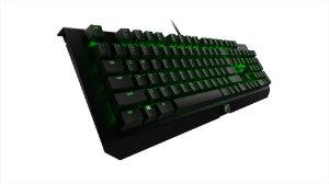 Teclado Gamer Razer Blackwidow X Ultimate Cherry Blue