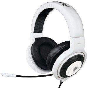 Headset Gamer Razer Kraken Pro White - RZ04-00870500-R3U1