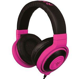 HeadPhone Gamer Razer Kraken Neon Purple - RZ12-00870900-R3M1