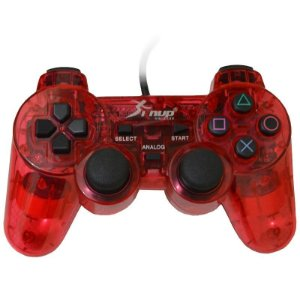 Controle Gamer Knup PS2  NS 2122
