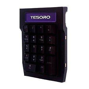 Teclado Numerico Gamer Tesoro Tizona Switch Black
