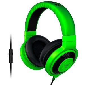Headset Gamer Razer Kraken Pro Green 2015 - RZ04-01380200-R3U1