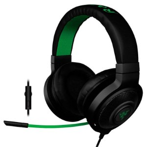 Headset Gamer Razer Kraken Pro Black 2015 - RZ04-01380100-R3U1