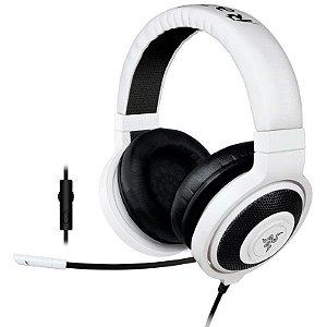 Headset Gamer Razer Kraken Pro White 2015 - RZ04-01380300-R3M1