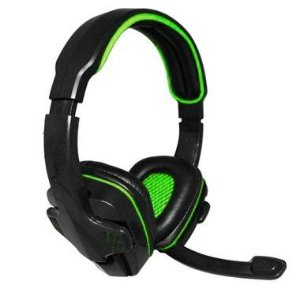 Headset Gamer Knup KP-357 USB Verde
