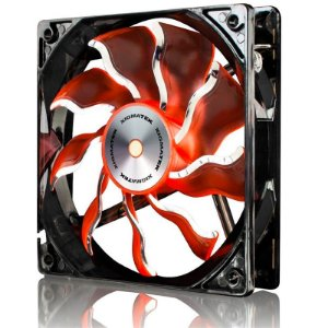 Fan Gamer Xigmatek 120mm (XAF-F1253) Orange/White