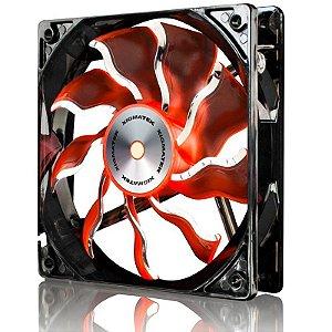 Fan Gamer Xigmatek 120mm (XAF-F1253) Orange/White