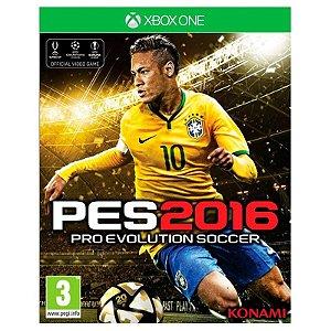 Pro Evolution Soccer 2016 PTBR Xbox One