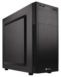 Gabinete Gamer Corsair CARBIE 100R Silent MID-TOWER