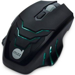 Mouse Gamer Dazz Savanna 3500 DPI