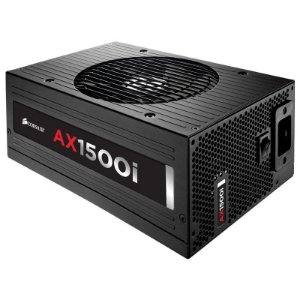 Fonte Gamer Corsair AX 1500i 80 Plus Titanium