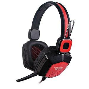 Headset Gamer TecDrive Xfire Hephaestus Stereo P2