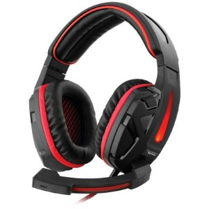 Headset Gamer TecDrive Xfire Valkyrie 7.1 Surround Virtual USB