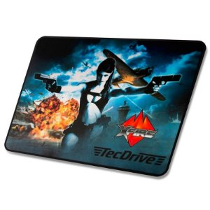 Mouse Pad Gamer TecDrive Xfire A Vingadora Speed
