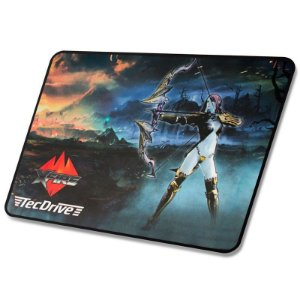 Mouse Pad Gamer TecDrive Xfire A Caçadora Elfa Speed