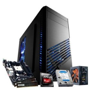 PC GAMER G7 AMD SPIRIT A10 7850k 8GB 2x4 1600Mhrz
