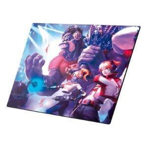 Mousepad Gamer League of Legends TPA Pequeno - DTN-MNI205230-1003