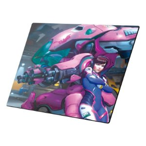 Mousepad Gamer Overwatch DVa Pequeno - DTN-MNI205230-1005