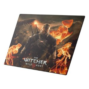Mousepad Gamer The Witcher 3 Geralt Pequeno - DTN-MNI205230-1012