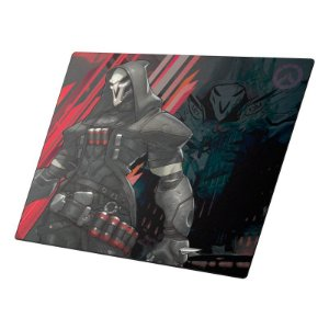 Mousepad Gamer Overwatch Reaper Pequeno - DTN-MNI205230-1014