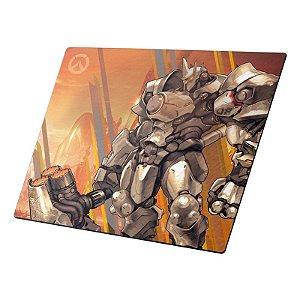 Mousepad Gamer Overwatch Reinhardt Pequeno - DTN-MNI205230-1015