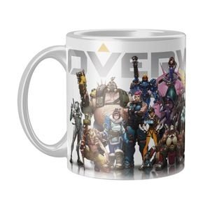 Caneca Overwatch Heroes - DTN-CNCWT-1001