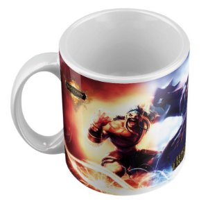 Caneca League of Legends Draven - DTN-CNCWT-1004