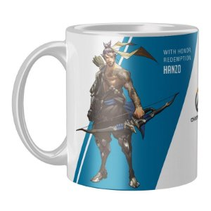 Caneca Overwatch Hanzo - DTN-CNCWT-1017