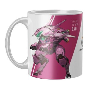 Caneca Overwatch DVa - DTN-CNCWT-1018