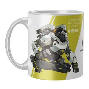 Caneca Overwatch Winston - DTN-CNCWT-1019