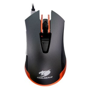 Mouse Gamer Cougar 550M Iron-Grey Edition - 6400 DPI RGB