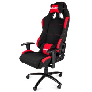 Cadeira Gamer AKRacing K701A-1 Black Red AK-K7012-BR