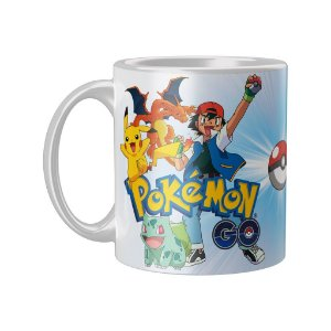 Caneca Pokemon Go
