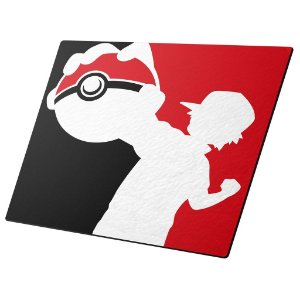 Mouse Pad Gamer Pokemon Go