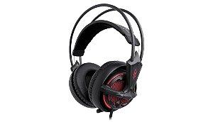 SteelSeries Headphone Gamer Siberia V/2 Diablo III c/ Microfone OUTLET