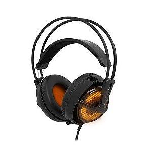 Headset Gamer SteelSeries Siberia V2 Heat Orange OUTLET