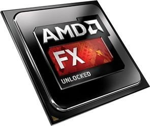 Processador Gamer AMD FX-6300, Black Edition, Cache 8MB, 3.5Ghz, AM3+ FD6300WMHKBOX