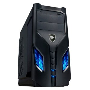 PC Gamer G-FIRE Icarus LT, AMD A8 7600, 4GB RAM, 500GB HD, DVD-RW, HDMI, USB 3.0, PV RADEON R7 Series 1GB