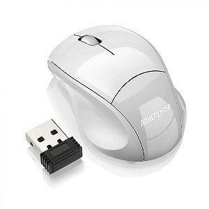 Multilaser Mini Mouse sem Fio Wireless 2.4Ghz Gelo MO152