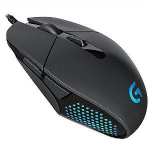 Mouse Gamer Logitech Daedalus Prime 4000dpi 6 Botões USB G302