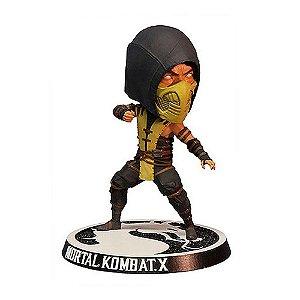 Scorpion Mortal Kombat - MEZCO
