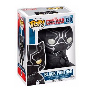 Black Panther Guerra Civil - POP Vinyl