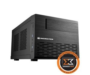 Gabinete Gamer  Xigmatek Eris Mini-ITX Black