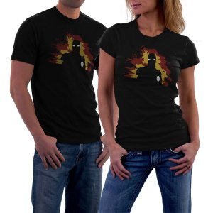 Camiseta Iron Hero - DTONA STORE